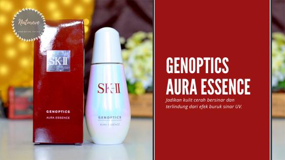 SK II Genoptics Aura Essence