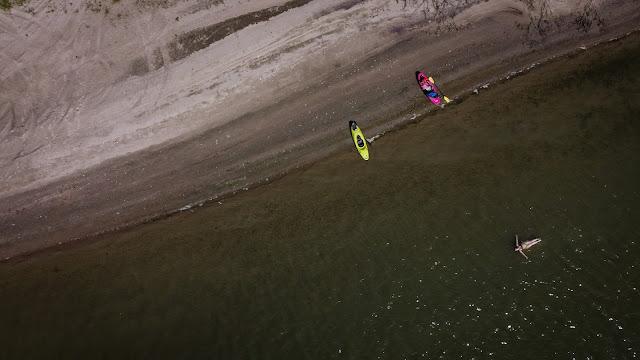 Wild swimming in Dunare, episodul 2, septembrie