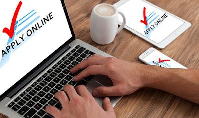 Melamar Pekerjaan Online
