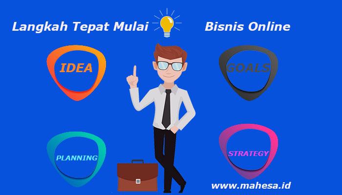 Cara Tepat Memulai Bisnis Online