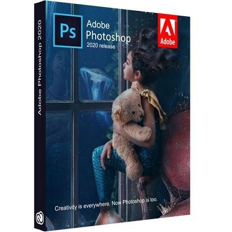 Adobe Photoshop 2021 v22.4.2.242 Download Grátis
