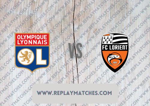 Lyon vs Lorient Highlights 25 September 2021
