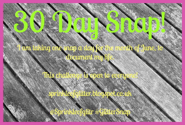 30 Day Snap | Sprinkle of Glitter