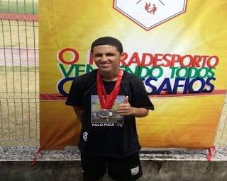 Atletas paralímpicos do Curimataú e Seridó-PB representarão a PB em Recife