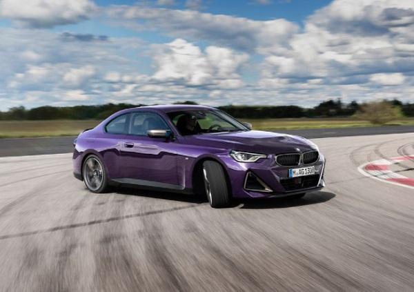 Harga mobil BMW M2 tahun 2022