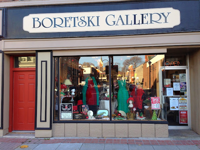 In Heaven at Boretski Gallery