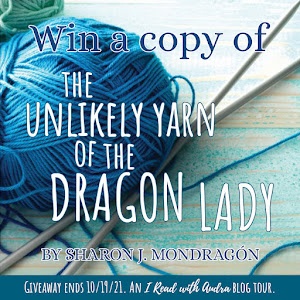 Giveaway - One Copy of the Unlikely Yarn of the Dragon Lady