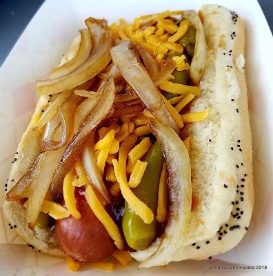 Wrigleyville ATX hot dogs -- Rodeo Dog