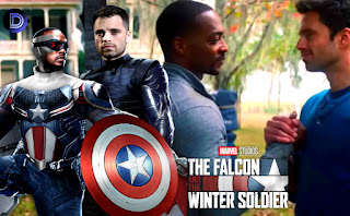 The Falcon and the Winter Soldier First Trailer Released