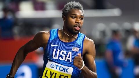 Atlétikai vb - Lyles győzött férfi 200 méteren