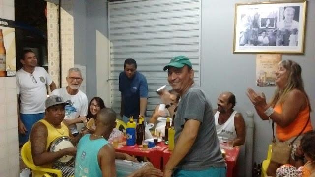 Mais comemoração pelos 50 anos do Bar do Manu