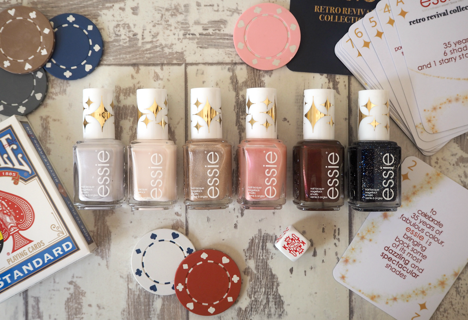 The 'Magical' Essie Retro Revival Collection: celebrating 35 years of nail polish