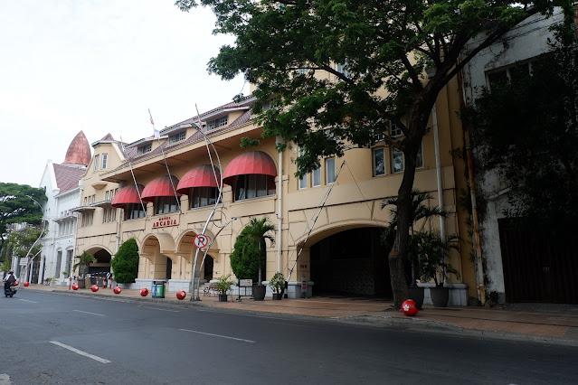 Kota Bawah Surabaya