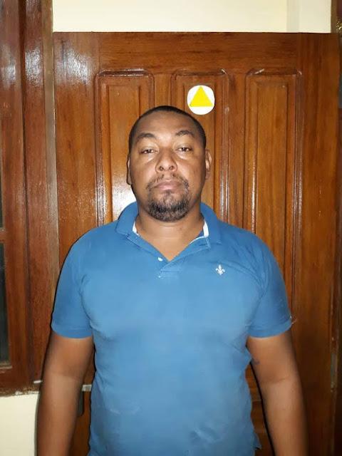 Fugitivo da Justiça é preso por policiais militares