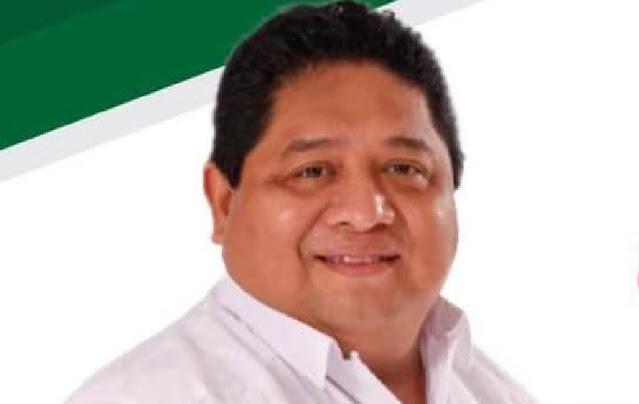 Fallece por COVID-19 candidato del PRI, Carlos Manuel Canché Baas