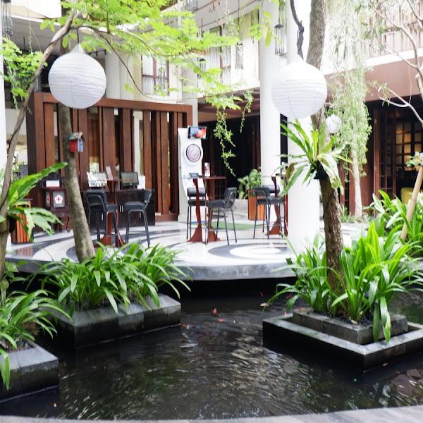 Hijaunya Swiss-Belhotel Rainforest, Kuta Bali