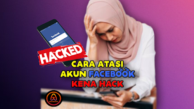 Atasi akun facebook kena hack