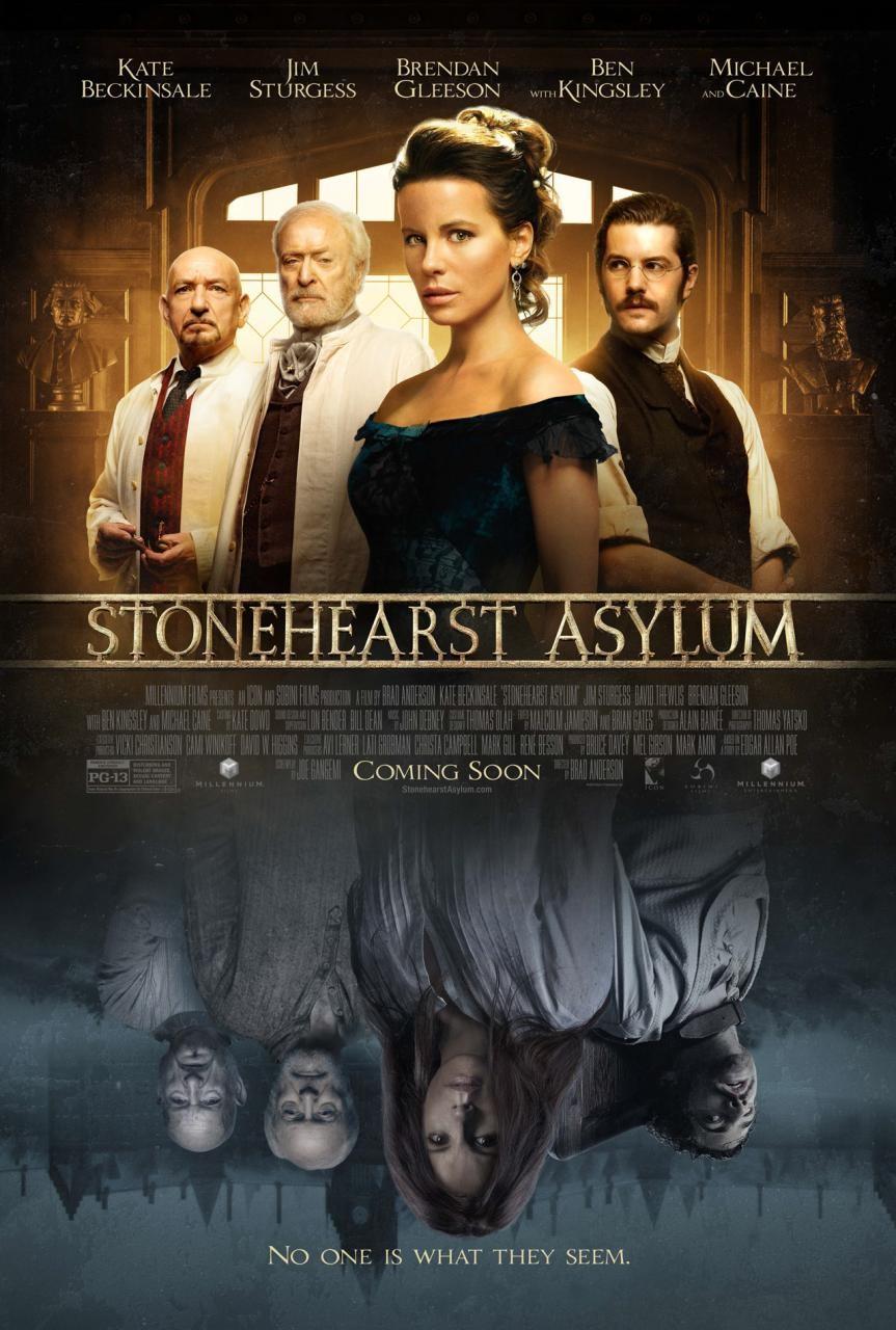 Nonton Film Stonehearst Asylum (2014)