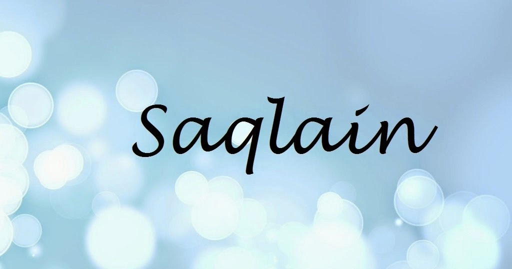 Saqlain Name Wallpapers Saqlain Name Wallpaper Urdu Name Meaning Name Images Logo Signature