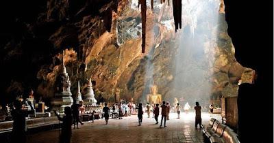 Tham Luang cave, Thailand