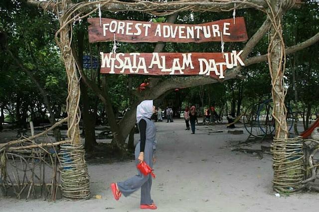 wisata alam datuk