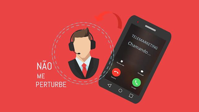 """""""Não me Perturbe"""" bloqueia ligações de telemarketing"""