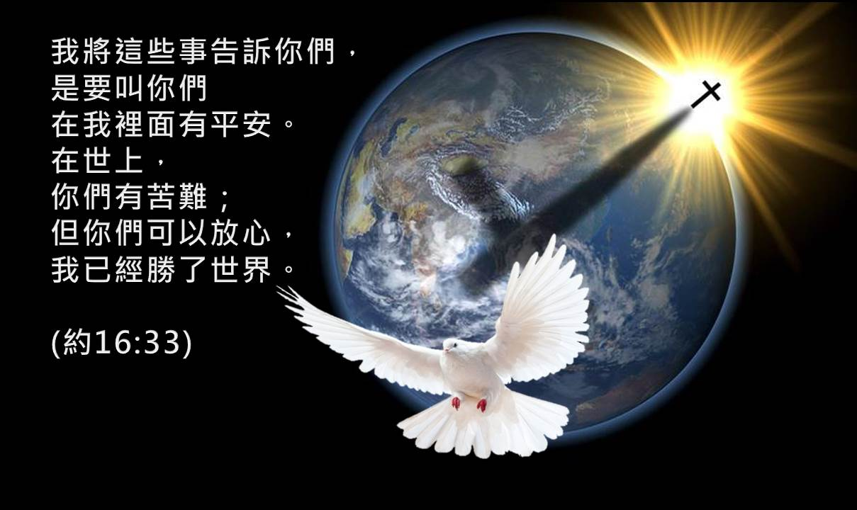 "Image result for ""在世上,你们有苦难。""(约16: 33)"