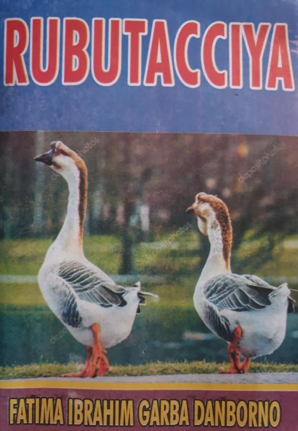 RUBUTACCIYA BOOK 1 CHAPTER 8 BY FATIMA IBRAHIM GARBA DAN BORNO