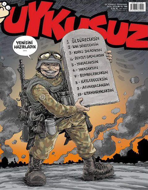 uykusuz 24 temmuz 2014 kapak