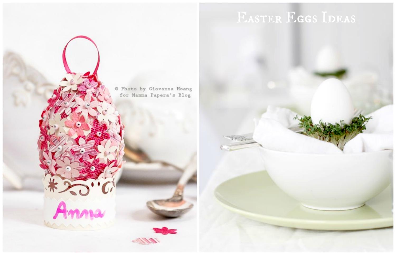 podawanie jajek na wielkanoc