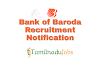 Bank of Baroda Recruitment notification of 2018 | IT Professionals for various position | 20 post