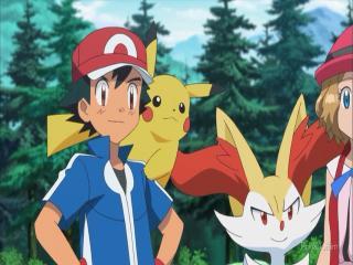 Pokémon XY&Z Dublado - Episódio 10 - Assistir Online