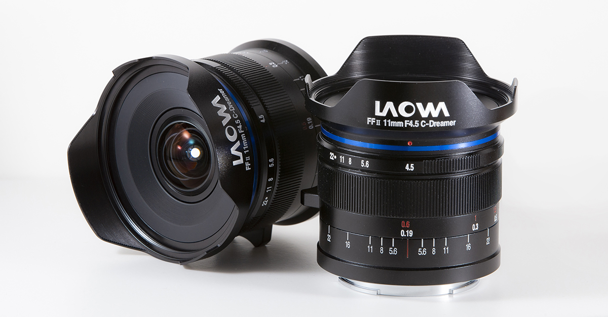 Объективы Laowa 11mm f/4.5