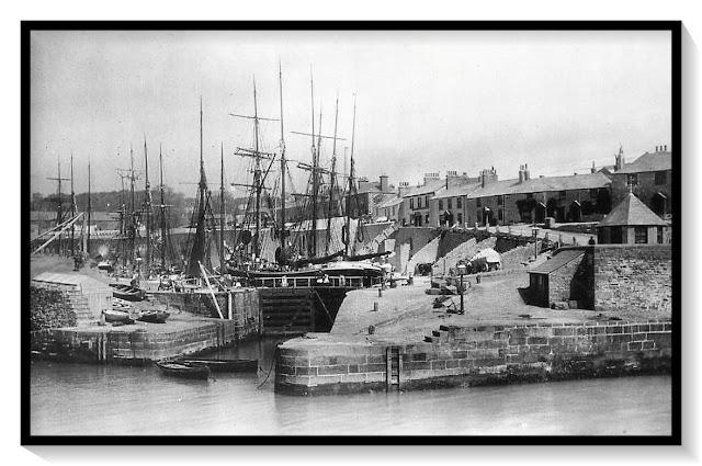 Photo of Charlestown in 1900