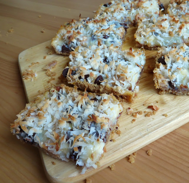 Magic Cookie Bars, Small Batch