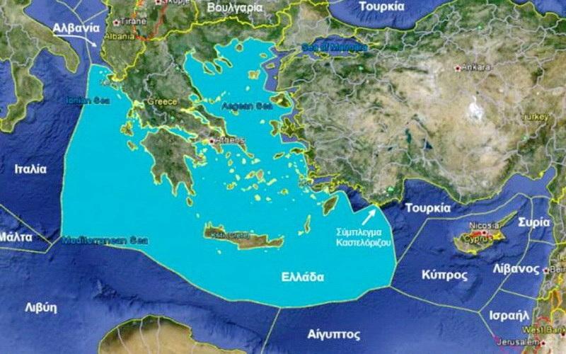 """Οι Τουρκικοί σχεδιασμοί με μοντέλο το """"Καστελλόριζο"""" σημαίνουν την επέκταση σε όλη τη νησιωτική Ελλάδα"""