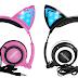 $7.99 (Reg. $15.99) + Free Ship Kid's Cat Ear Headphones!