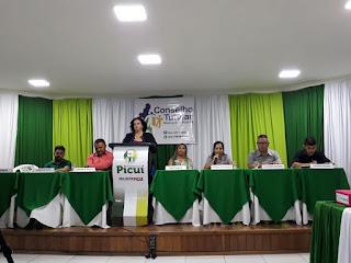 Em Picuí, debate entre candidatos a conselheiros acontece em grande estilo. Saiba como foi