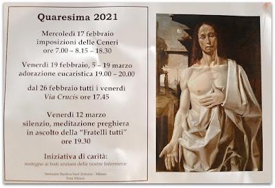 Quaresima 2021