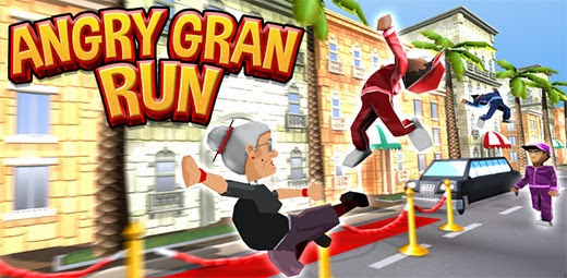 3D Games: Angry Gran Run: India - Best Free 2015 3d Game