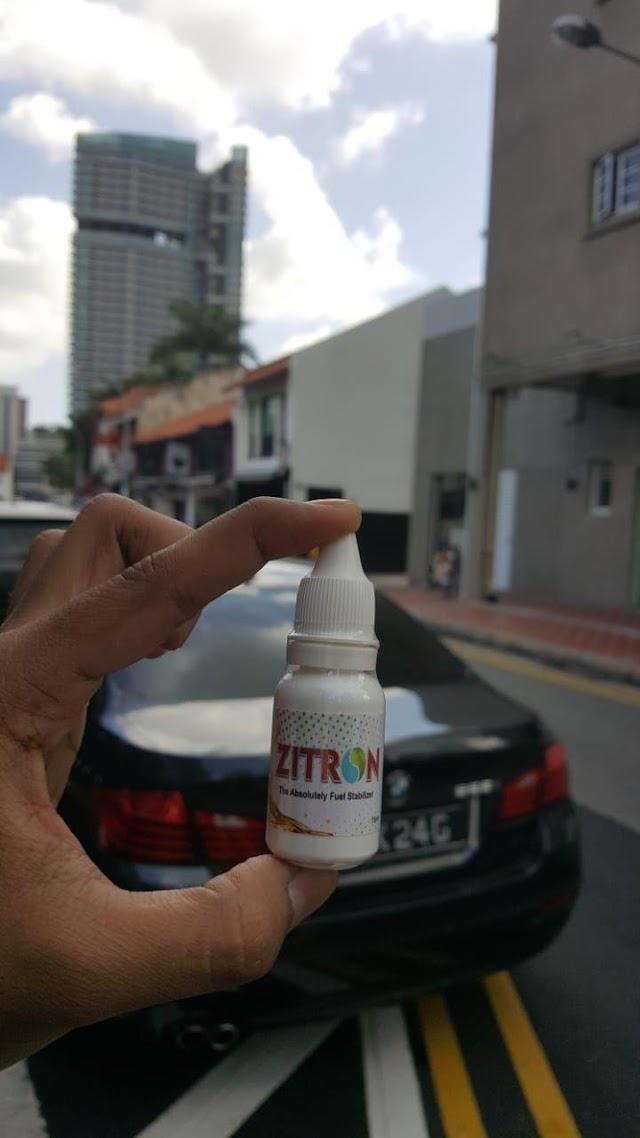 "Yonarhanud 3/YBY Ciptakan Penghemat BBM Kendaraan Dinas  Formula ""Zitron"""