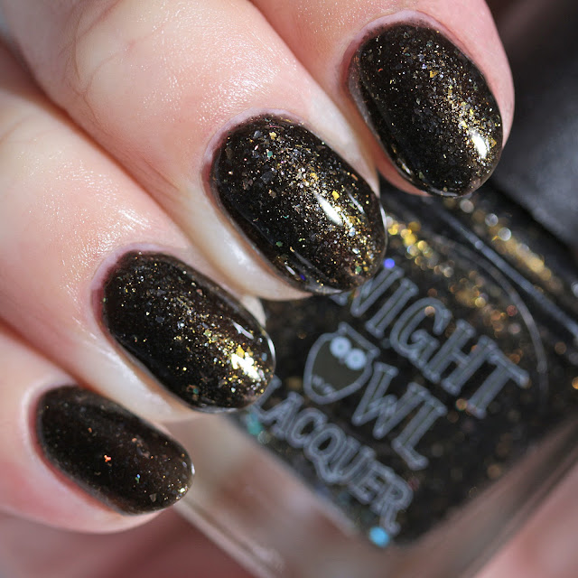 Night Owl Lacquer Luna