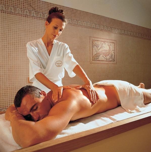 Смотреть массаж интимных мест мужчине порно фото