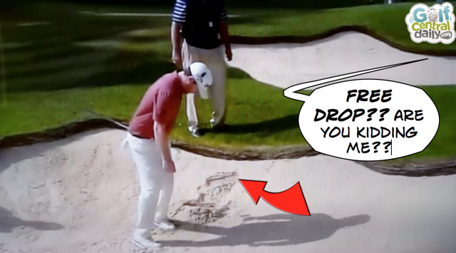 Branden Grace Free Drop BUnker Video