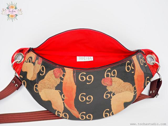 Kamasutra Crossbody Bag
