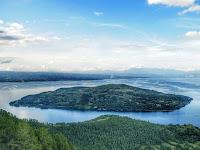 Asal Usul Danau Toba Menurut Ilmu Geologi