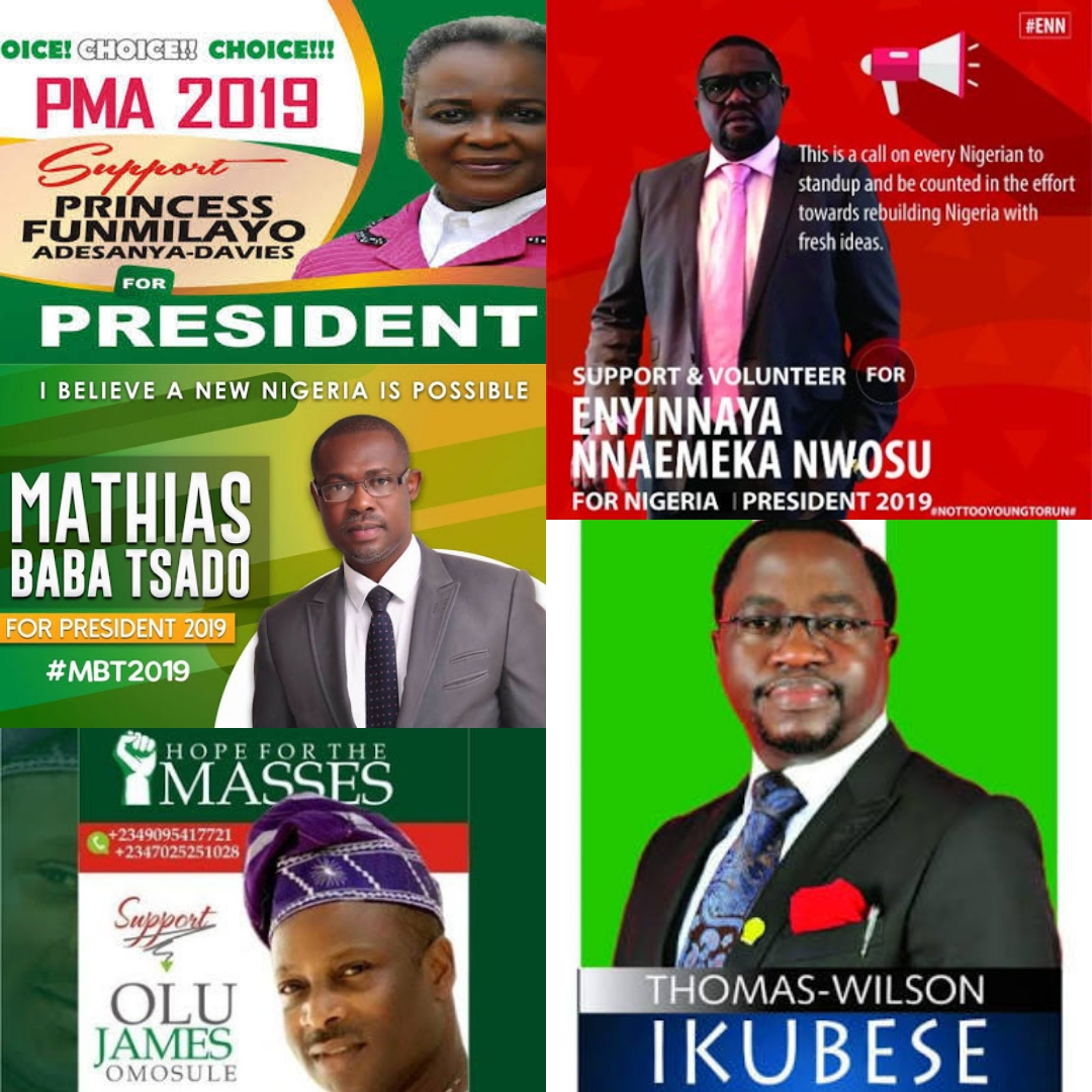 The need to form an alliance for 2019 elections By Papa T