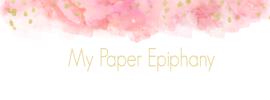 My Paper Epiphany