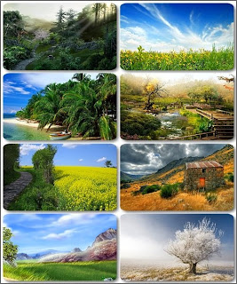 Download Wallpapers With Amazing Nature - 350 Foto
