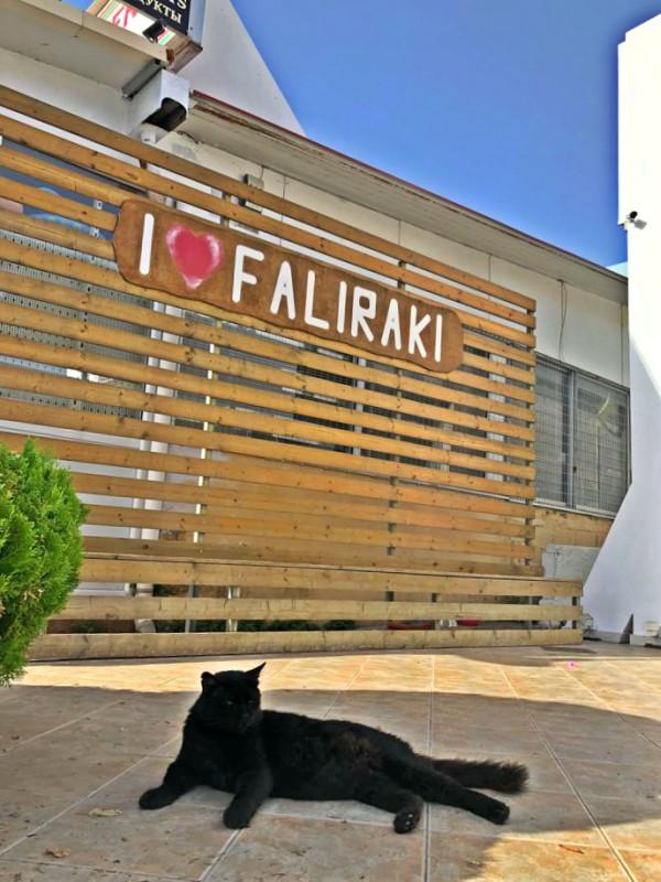 i love Faliraki